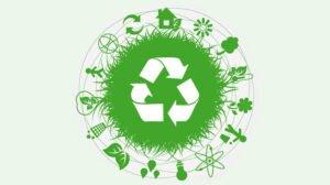 O que significa o símbolo da reciclagem?