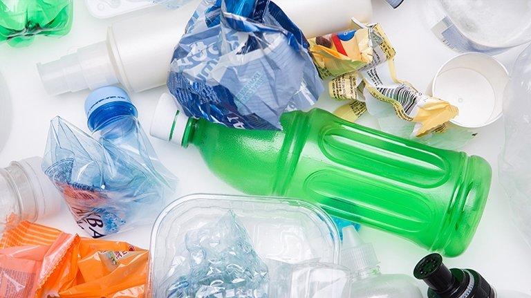 Ciclo de vida do plástico