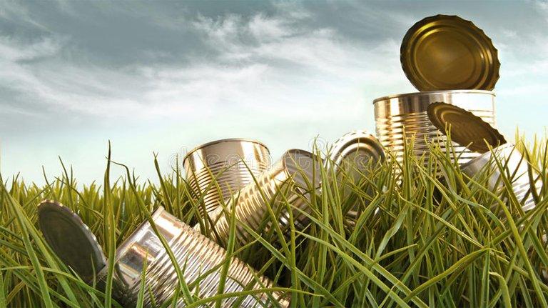 Qual é o tempo de decomposição dos materiais na natureza?