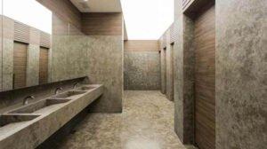 Saiba tudo sobre Estrados e Pisos de Plástico para banheiros